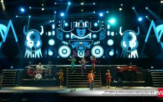 Festival Mawazine Projection Vidéo
