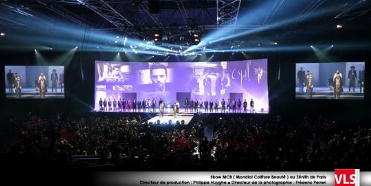 Projection_video_show mcb a Paris par VLS