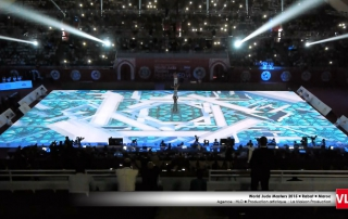 World Judo Masters Mapping 3d
