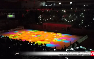 World Judo Masters Mapping 3d VLS