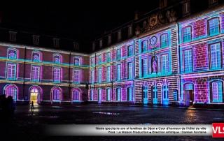mapping_3D a Dijon sur batiment by VLS