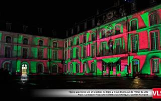 mapping_3D sur batiment a Dijon par VLS