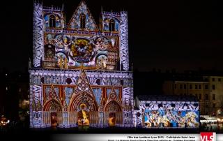 mapping_3d_lyon fêtes des lumieres VLS