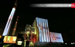 EDF mapping vidéo par VLS