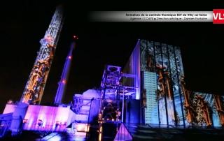 EDF mapping vidéo VLS