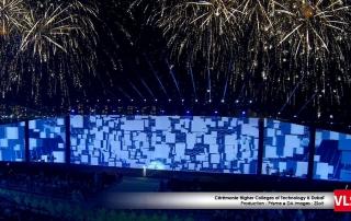 projection-audiovisuelle a Dubai par VLS