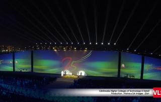 projection-audiovisuelle a Dubai