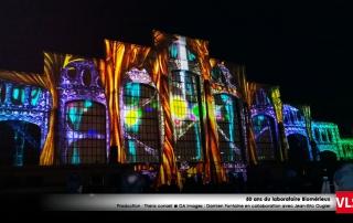 projection_audiovisuelle sur batiment par VLS