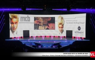 projection_video_show MCB au zénith de Paris