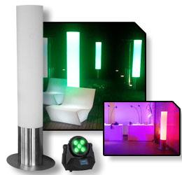 Colonne LED