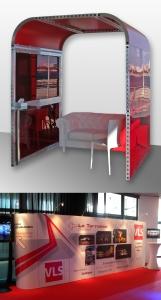 Structure décoration VLS