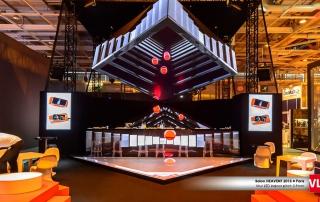 heavent 2015 innovation mur led