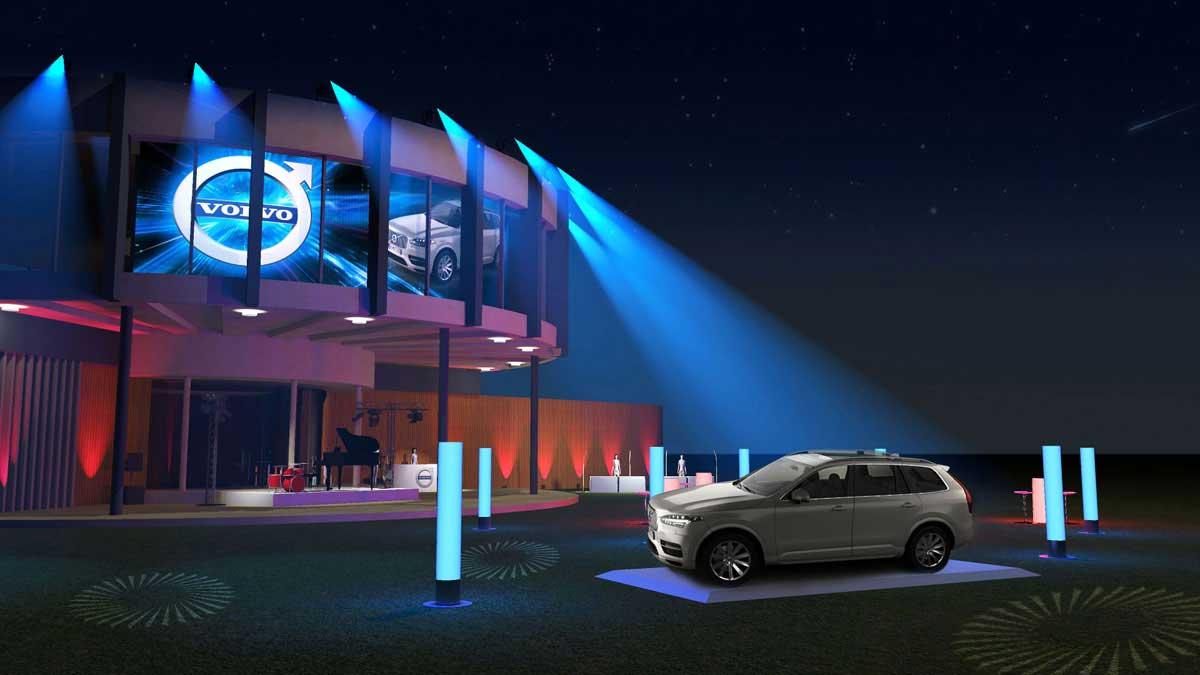 Bureau d'étude pour Volvo