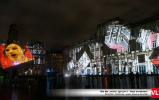 projection audiovisuelle a lyon