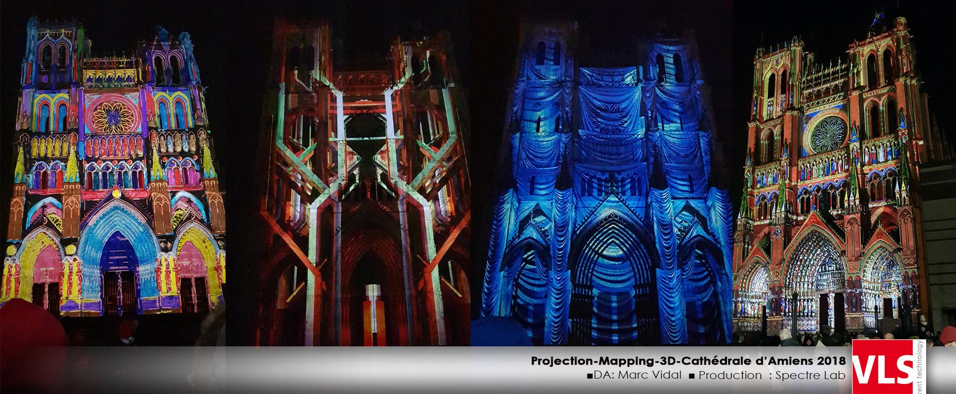 Mapping-3D-Cathédrale-d-Amiens-2018