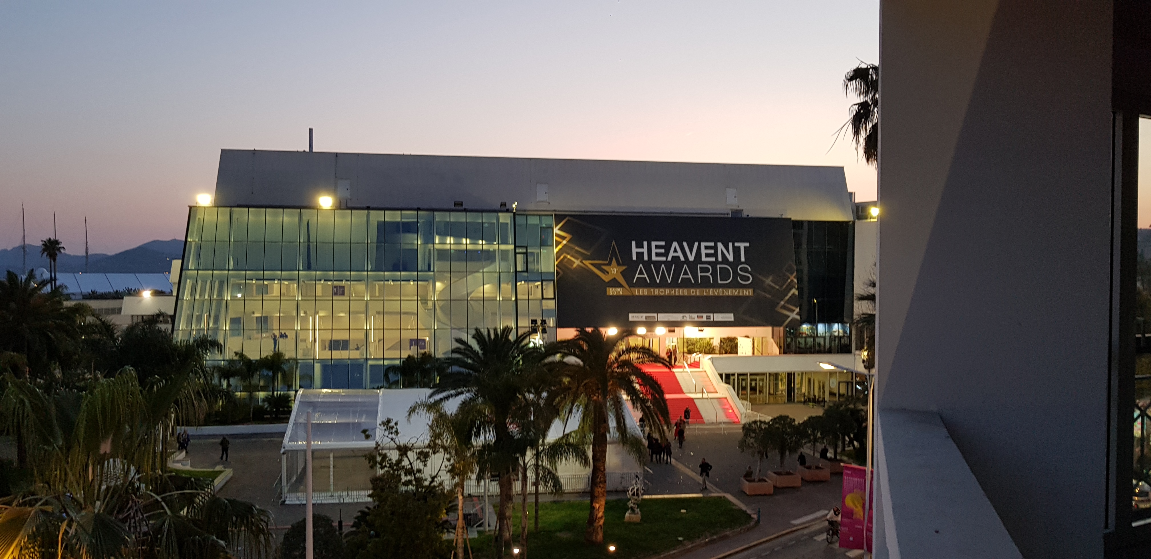 Heavent Cannes 2019