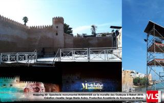 implantation mapping 4K Maroc Rabat