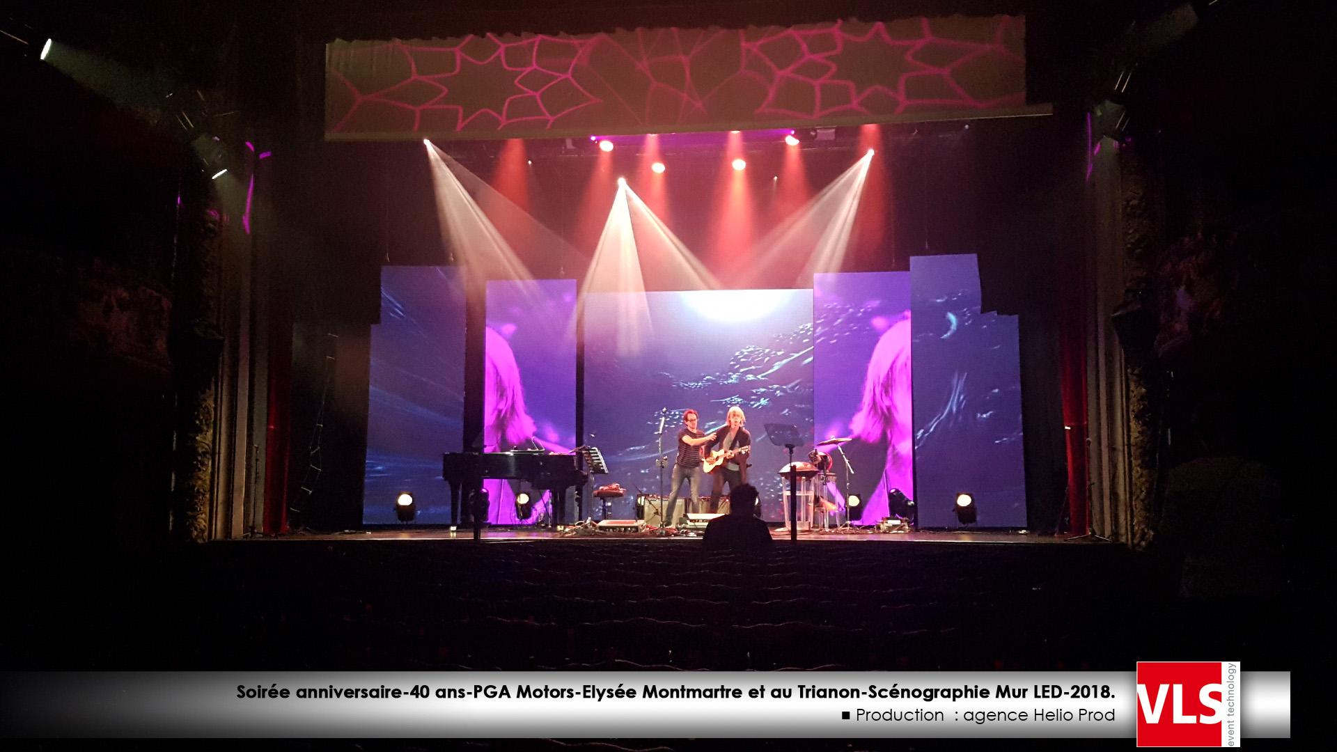 concert Elysée Montmartre