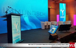 Mur-Led-2.9-Séminaire-BMS-Immunosem-2-Pullman-Bercy-2018