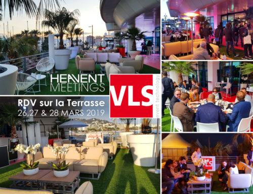 VLS présent sur Heavent Cannes 2019