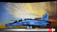 3D Mapping vidéo sur avion