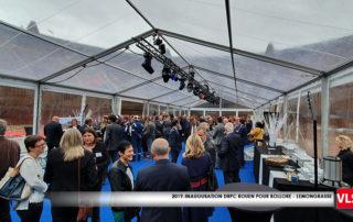 inauguration DRPC Rouen groupe Bolloré