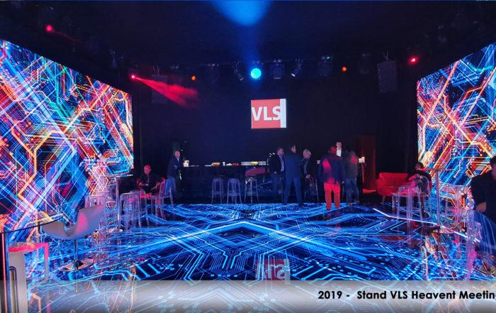 Stand VLS sur HEavent Paris 2019