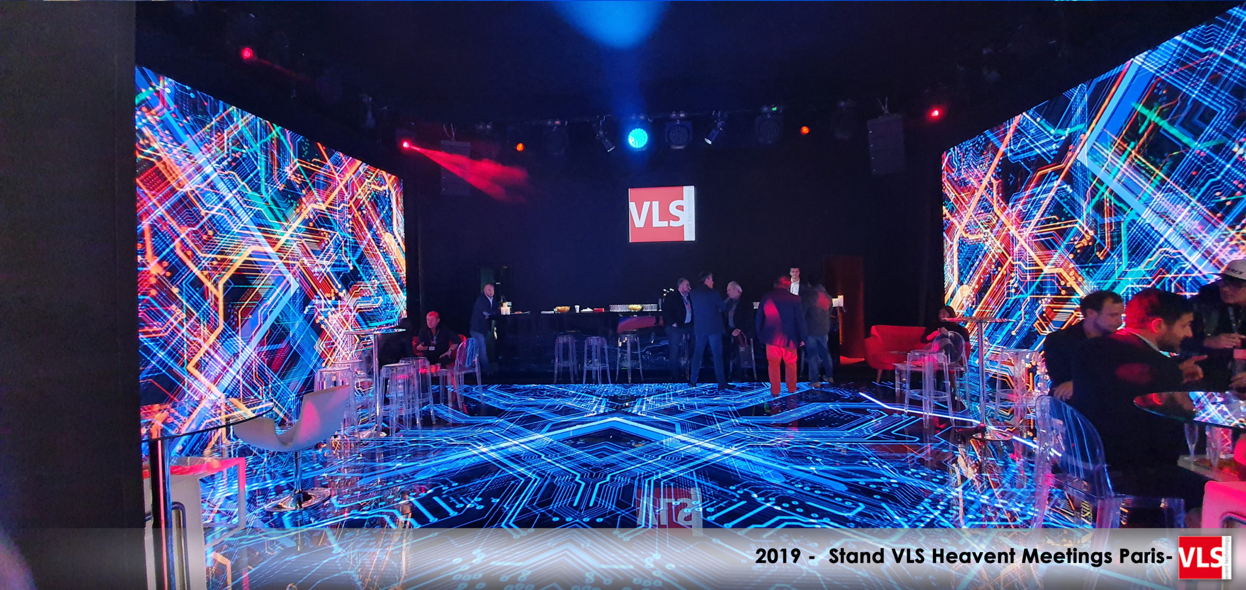 Stand VLS sur HEavent Paris 2019