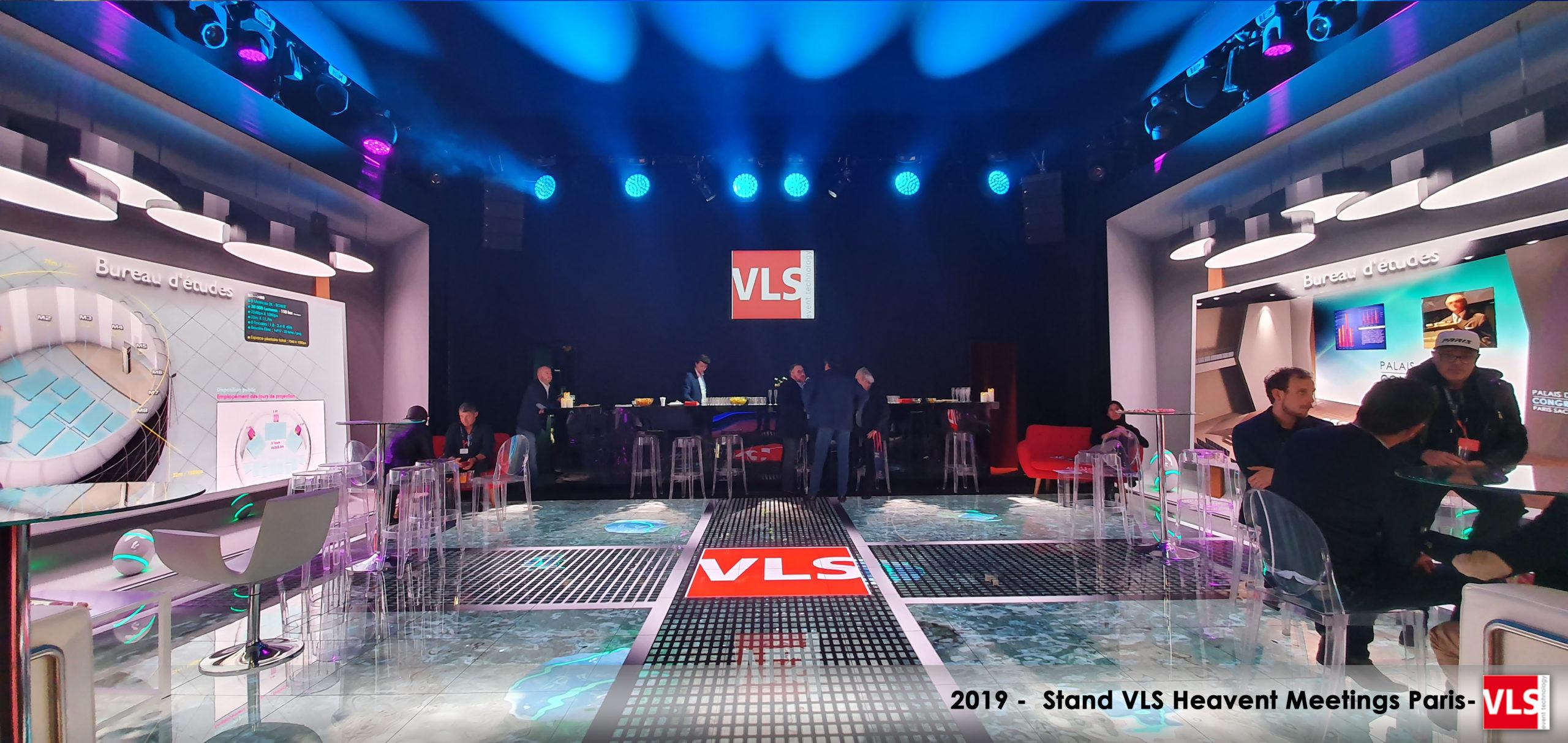 Stand VLS Heavent Paris 2019