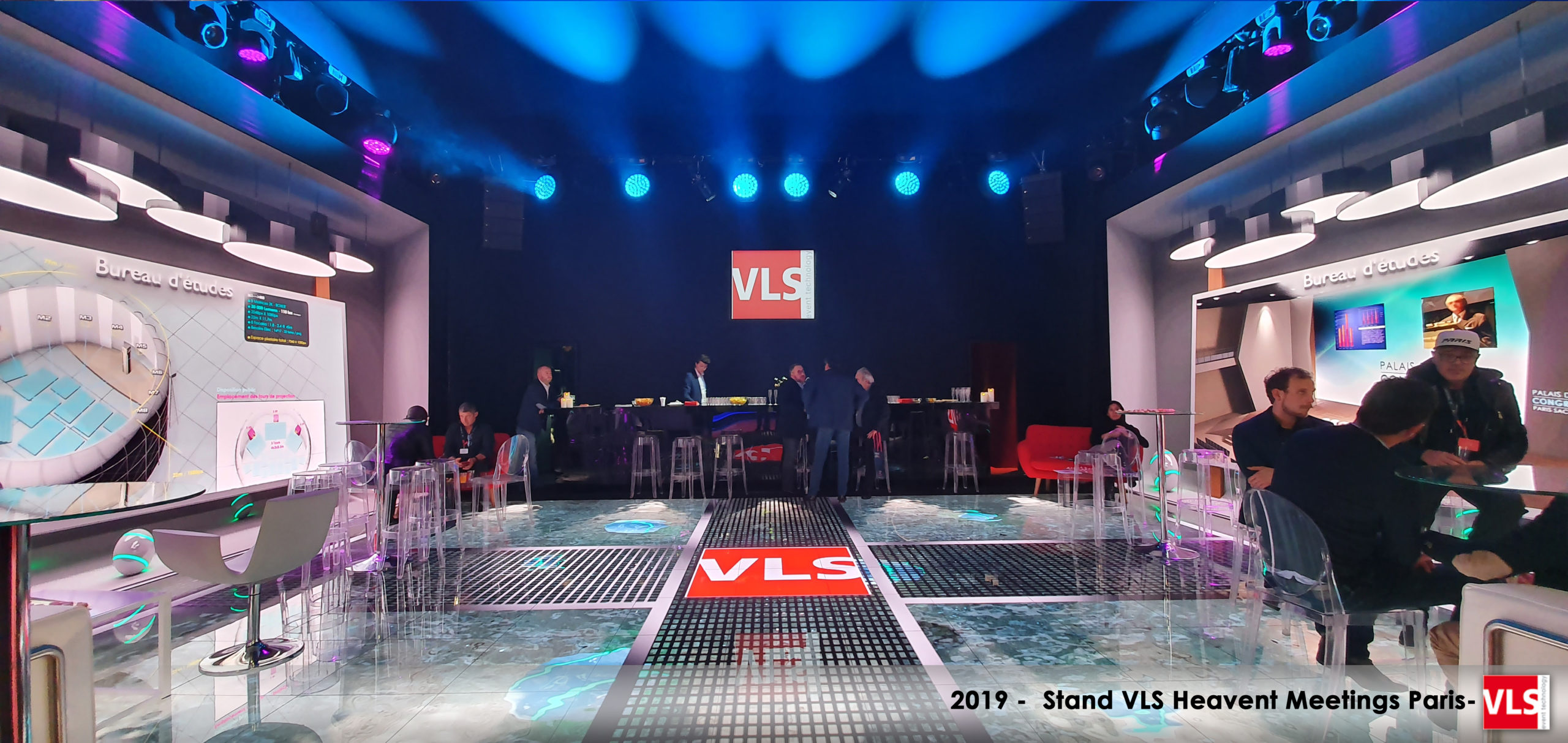 Stand VLS Heavent Paris 2019