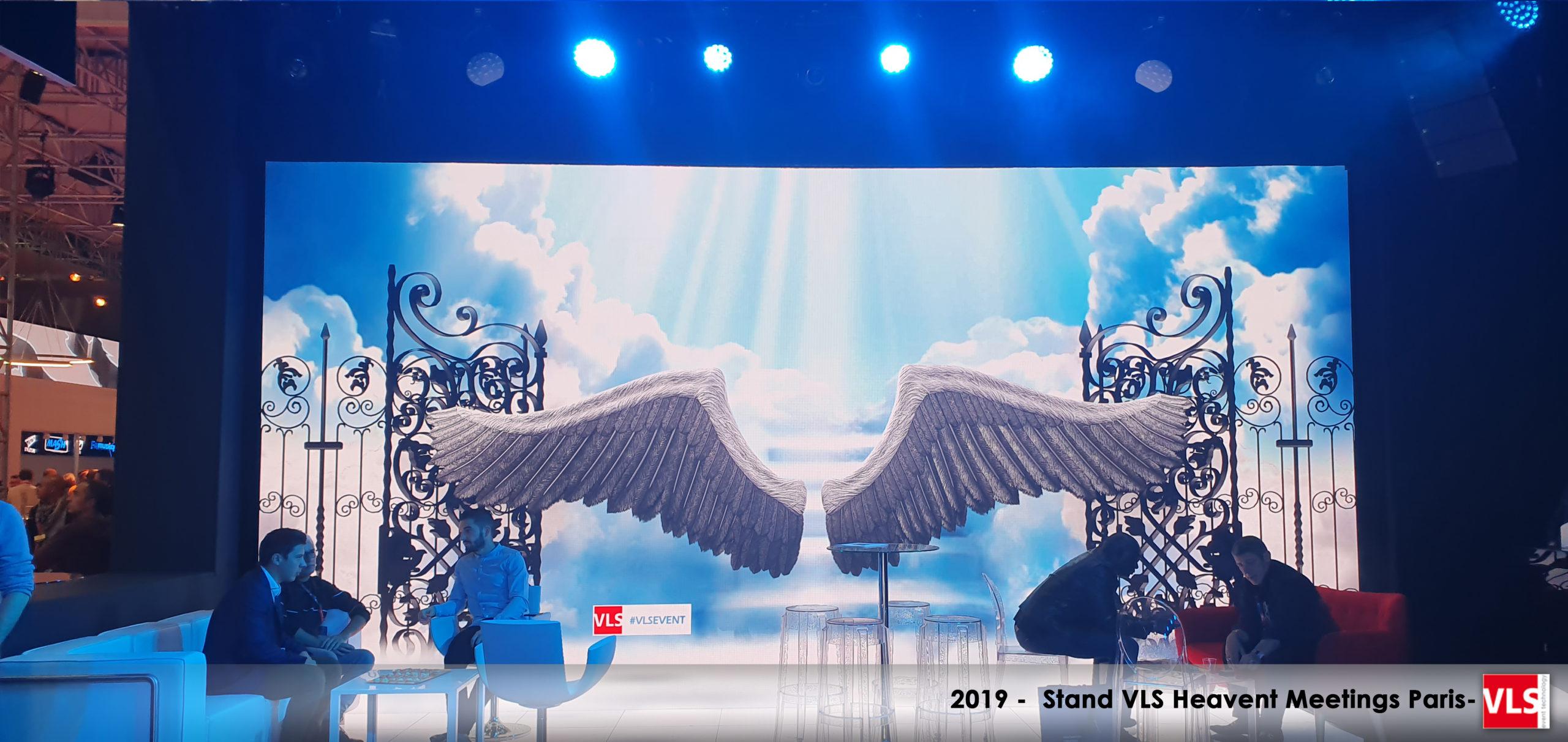 VLS stand Heavent Paris 2019