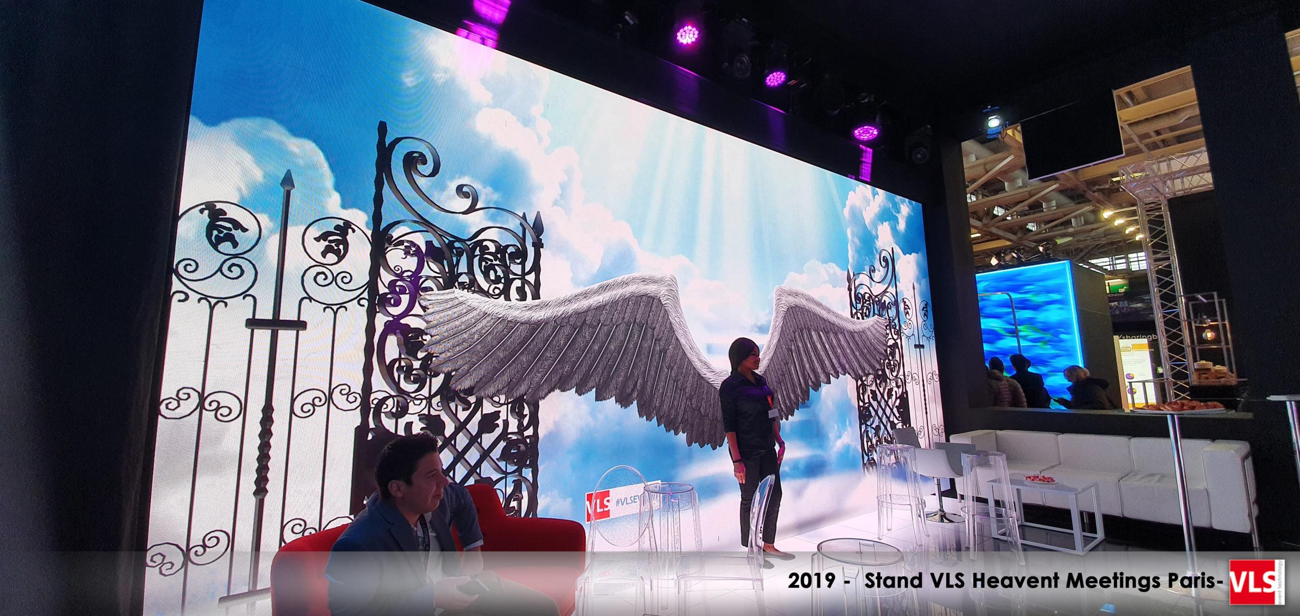 Stand VLS 2019 sur Heavent Paris