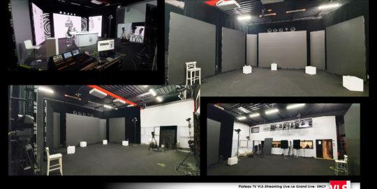 Plateau TV VLS